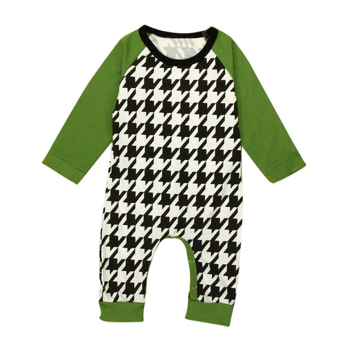 Houndstooth Jumpsuit - mommythingz