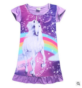 Toddlers Unicorn Dress - mommythingz