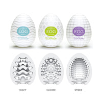 Tenga Eggs Pack of 6