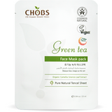 CHOBS Green Tea Sheet Mask