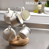Cup Stand Tree 樹型杯架