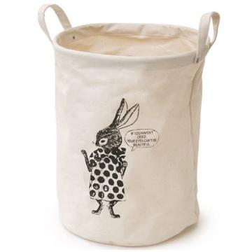 Cotton Barrel Round (L) - Rabbit