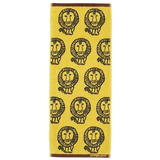 LISA LARSON Lion Towel - Yellow 獅子長毛巾 - 黃色