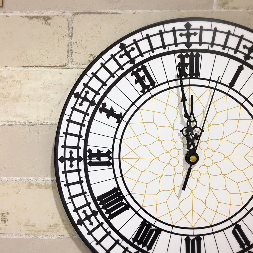 Big Ben Westminster Wall Clock
