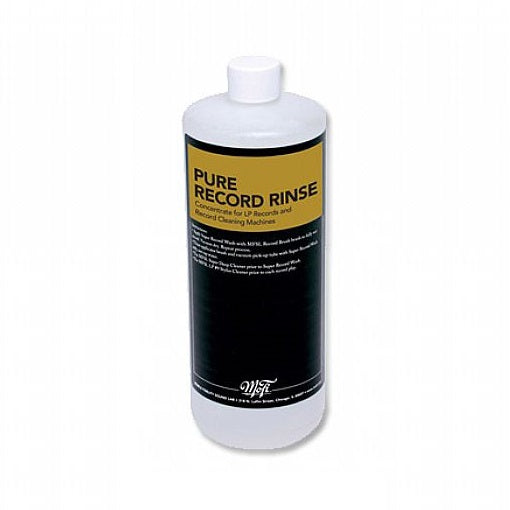 Mobile Fidelity Pure Record Rinse (32 Oz)