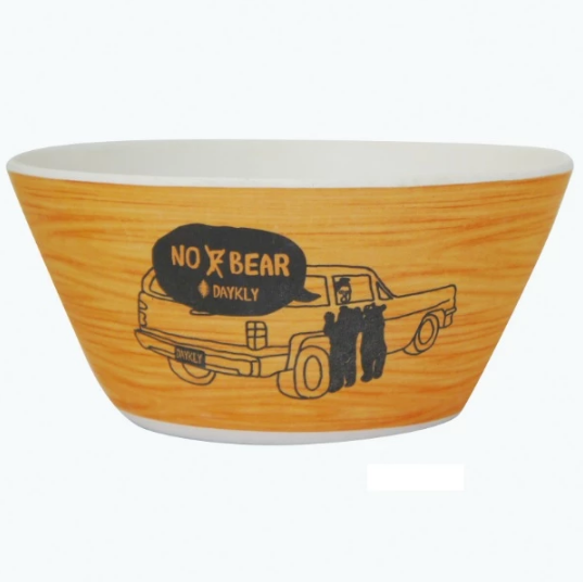 Bamboo Fiber Bowl - Car 竹纖維碗 - 汽車