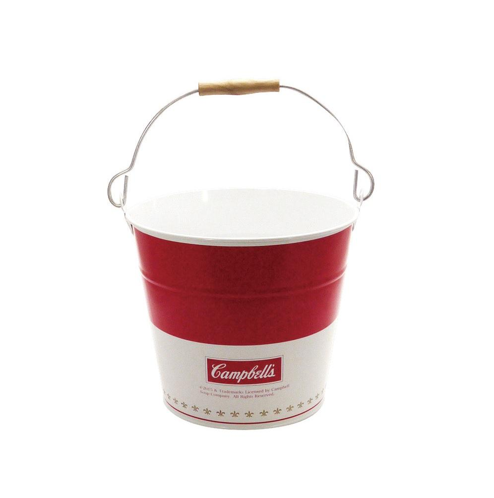 Campbell's Steel Bucket