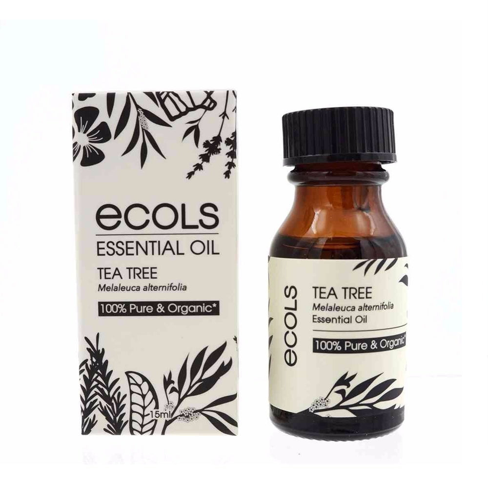 ECOLS Tea Tree Essential Oil 茶樹天然有機精油