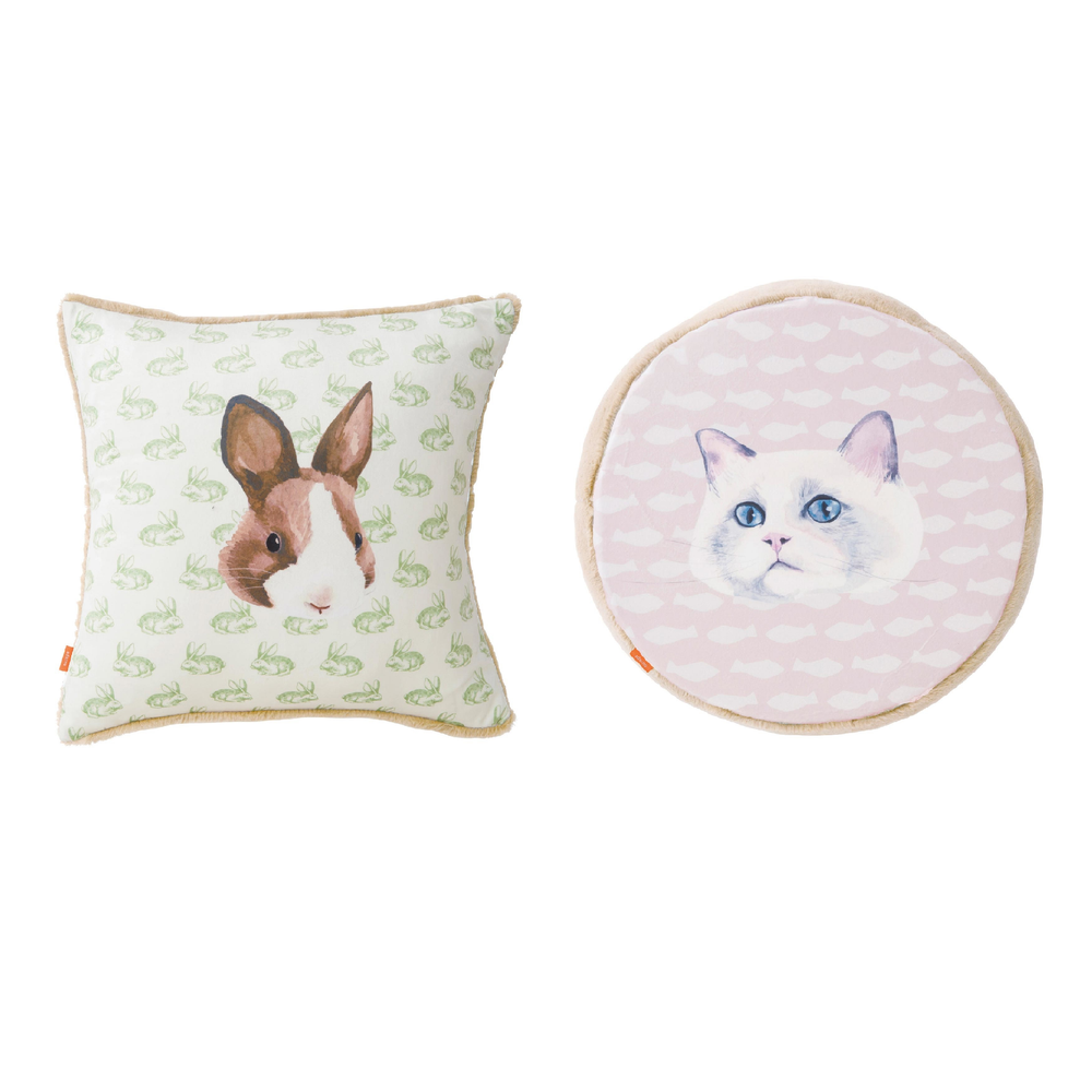 Rabbit/Cat Pillow