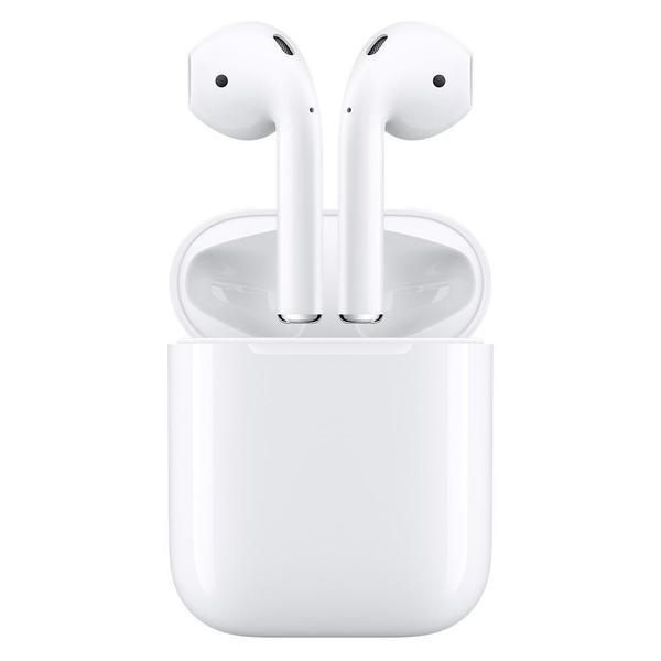 White Custom AirPods