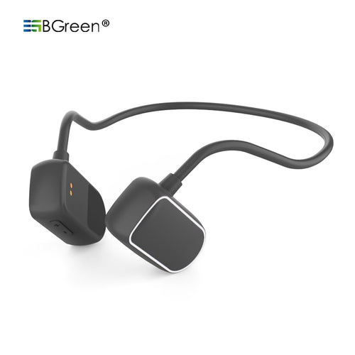 Bone Conduction Bluetooth Sports Headphone Wireless Sport Headset Waterproof IPX4 Sports Stereo Earphone With Microphone