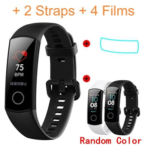 "Honor Band 4 Fitness Bracelet 0.95"" Amoled Touch Screen"