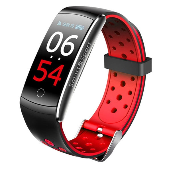 Men/Womens Smartwatch Swim IP68 Heart Rate Monitor Montre Connect APP Fit HR/BP Smartwatch