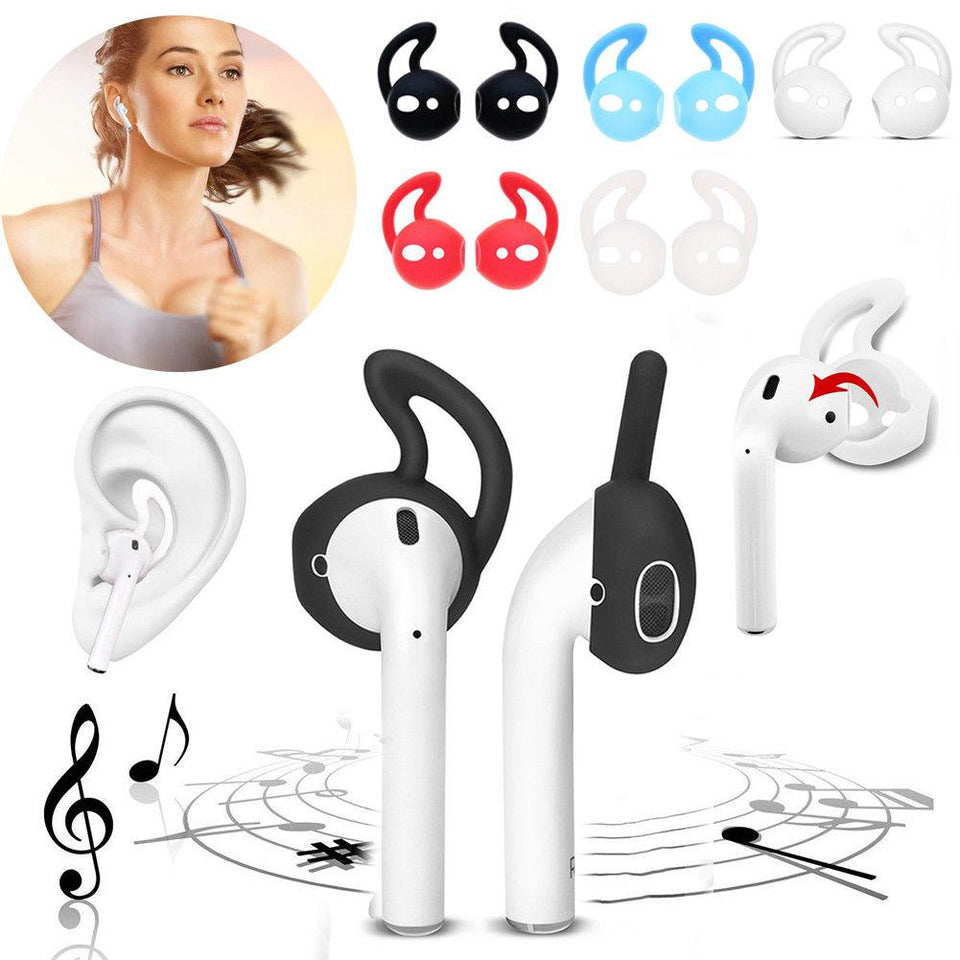 1 Pair Ear Hook Earbud Headset Cover Holder for FruityPods Sport Accessories