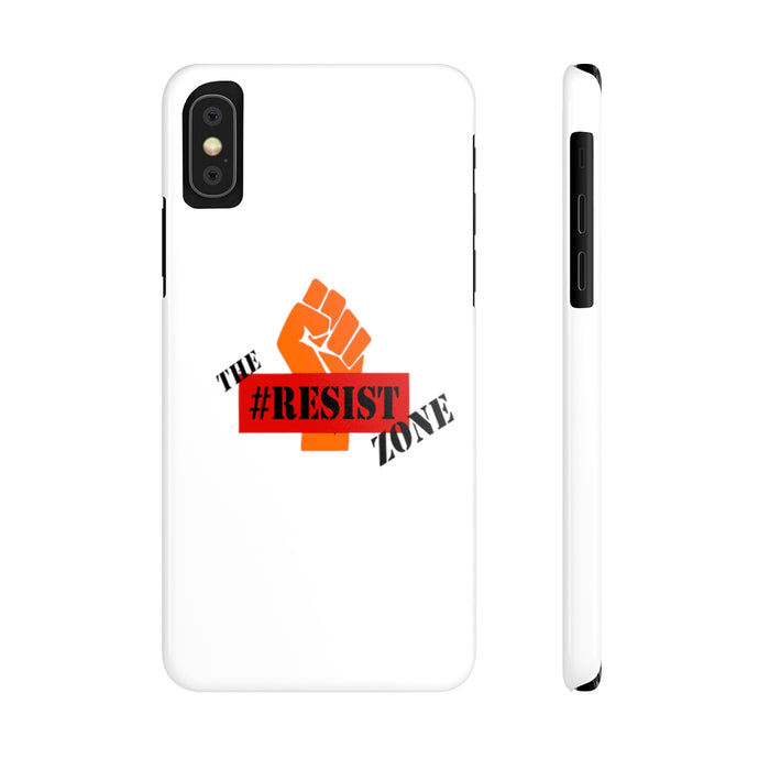 Resist Zone Slim Phone Case