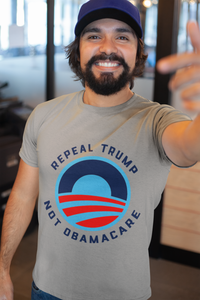 Repeal Trump Not Obamacare