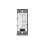 WattStopper Legrand Digital 5-Button Scene Switch #LMSW-105-W