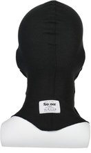 Nomex Open Face MotorSport Balaclava - FIA Approved - BLACK