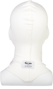 Nomex MotorSport Balaclava - FIA Approved - White