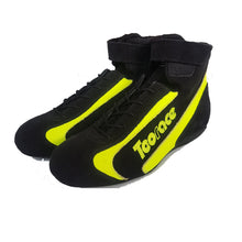 Corsa Racing Boots - Black/Red - Toorace