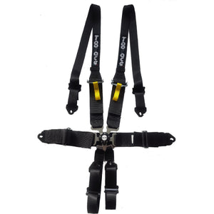 6 Point Safety Harness - HANS Compatable - FIA Approved - Toorace