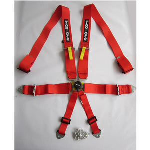 6 Point Safety Harness - FIA Approved - Toorace