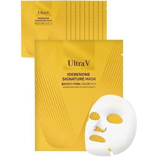 Idebenone Signature Mask