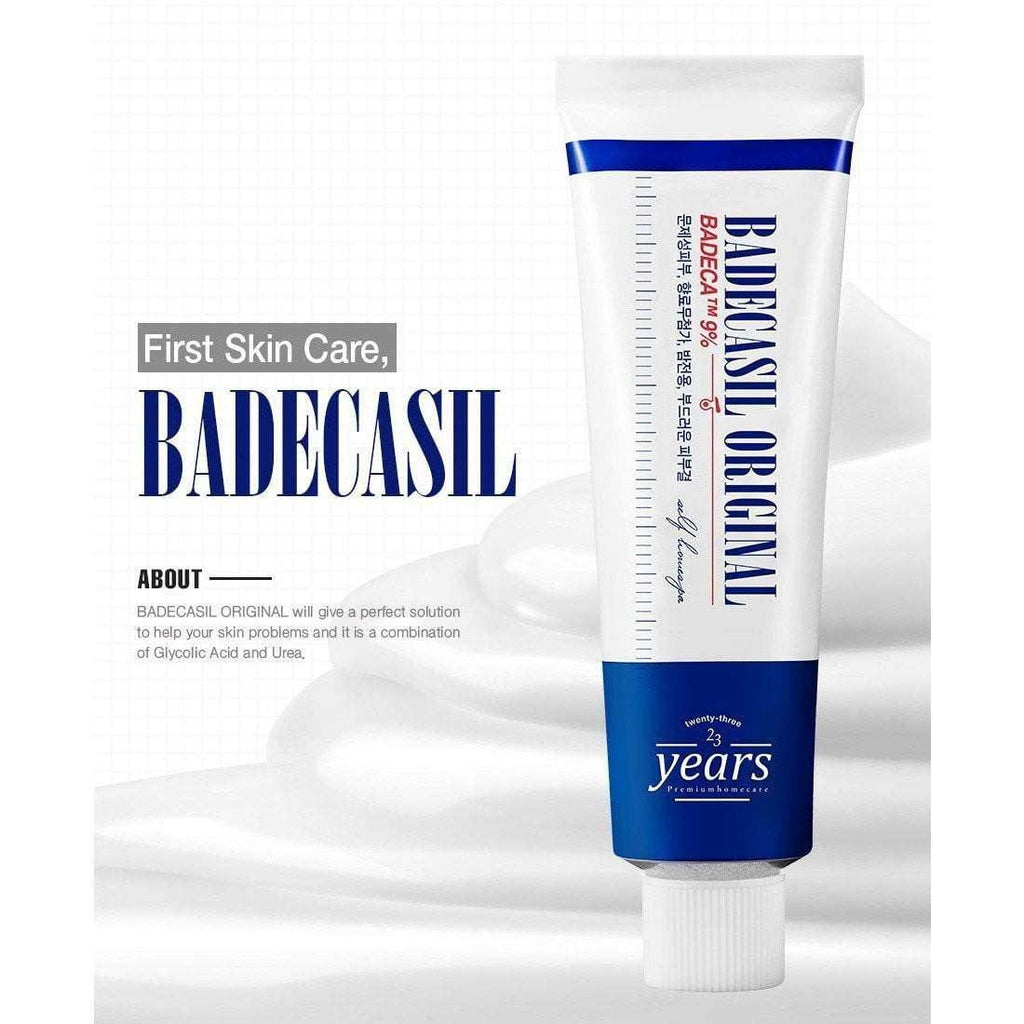 Moisturizer & Treatment - [23 Years Old] Badecasil Original 30G - Регенерирующий увлажняющий крем - Adelline Beauty