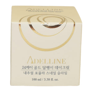Moisturizer - 24K Gold Snail Day Cream [100ml] - MyAdelline