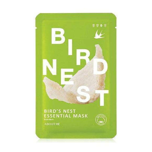Mask - [About Me] Essential Bird's Nest Mask - Маски для лица - Adelline Beauty