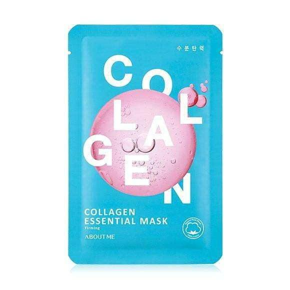 Mask - [About Me] Essential Collagen Mask - Маска с коллагеном - Adelline Beauty