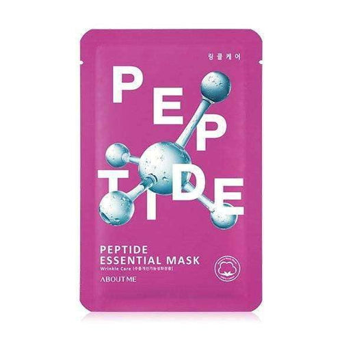 Mask - [About Me] Essential Peptide Mask - Маска с пептидами - Adelline Beauty