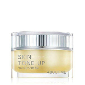 Moisturizer & Treatment - [About Me] Skin Tone Up Watery Cream (50ml) - Увлажняющий осветляющий крем - Adelline Beauty