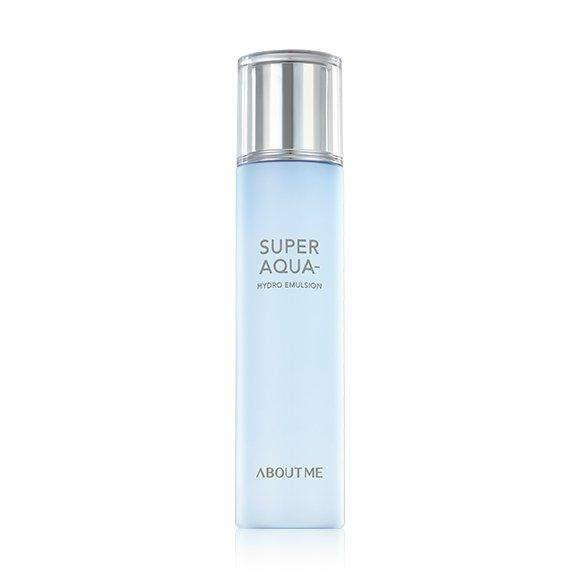 Moisturizer & Treatment - [About Me] Super Aqua Hydro Emulsion (130ml) - Увлажняющее молочко - Adelline Beauty