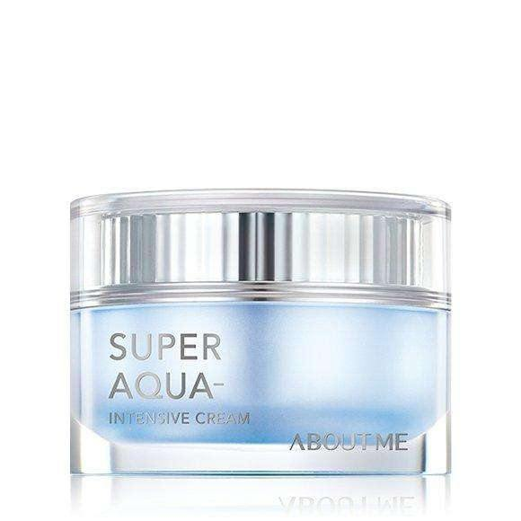 Moisturizer & Treatment - [About Me] Super Aqua Intensive Cream (50ml) - Интенсивно увлажняющий крем - Adelline Beauty