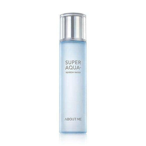 Moisturizer & Treatment - [About Me] Super Aqua Refresh Water (130ml) - Освежающий увлажняющий тонер - Adelline Beauty