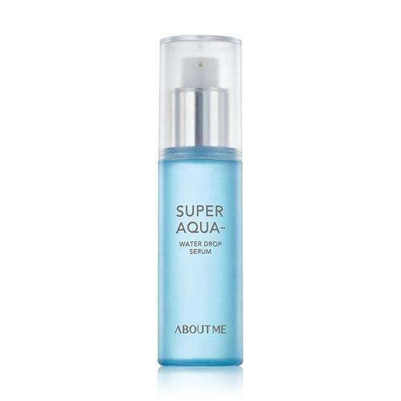 Moisturizer & Treatment - [About Me] Super Aqua Water Drop Serum (50ml) - Увлажняющая сыворотка - Adelline Beauty
