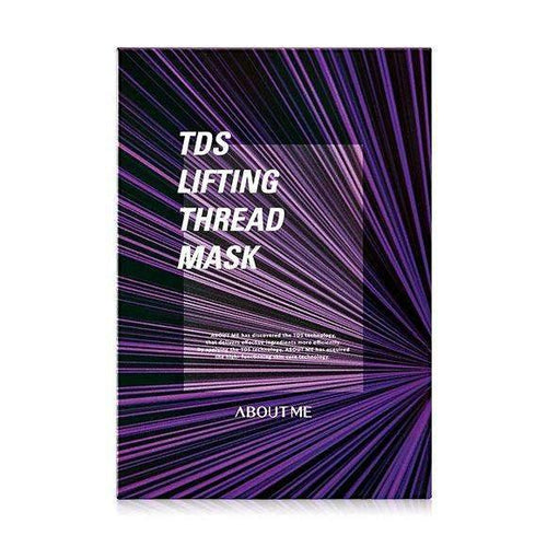 Mask - [About Me] TDS Lifting Thread Mask - Маска с лифтинг-линиями - Adelline Beauty