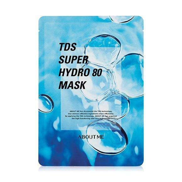 Mask - [About Me] TDS Super Hydro 80 Mask - Интесивно-увляжняющая маска для лица - Adelline Beauty