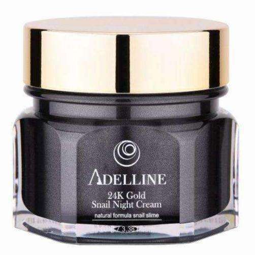 24K Gold Snail Night Cream [100g]