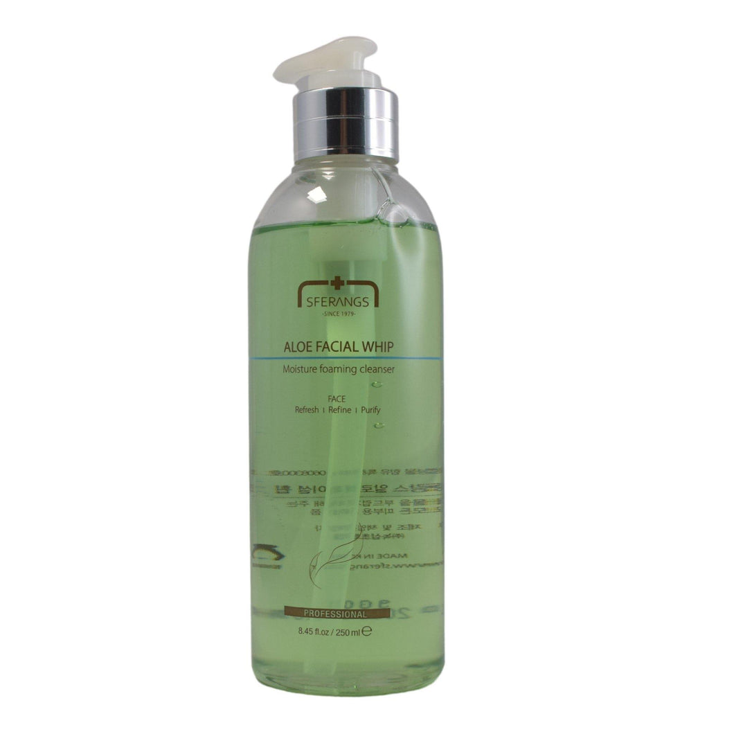 Cleanser - Aloe Facial Whip [250ml] - MyAdelline