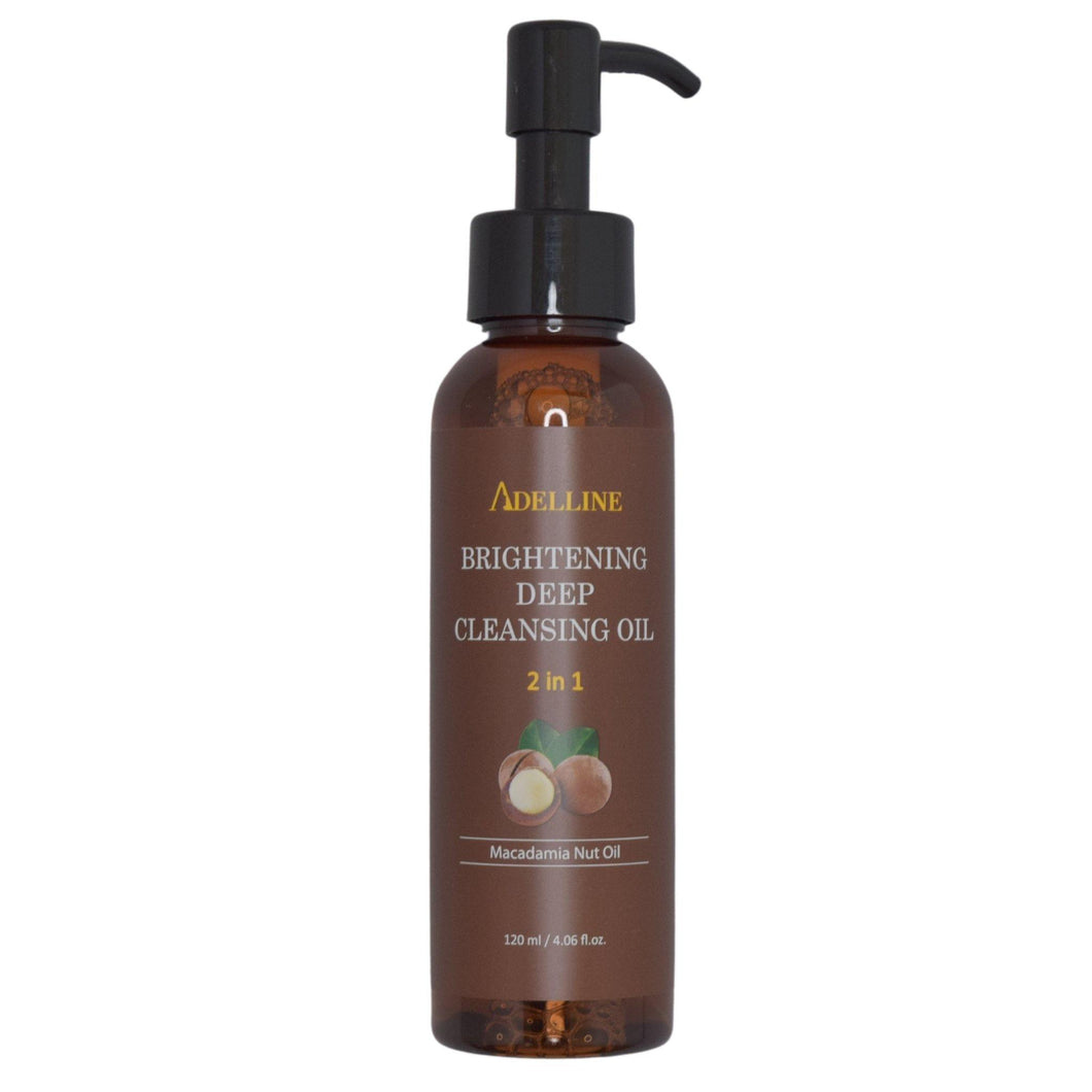 - Brightening Deep Cleansing Oil [120g] - MyAdelline