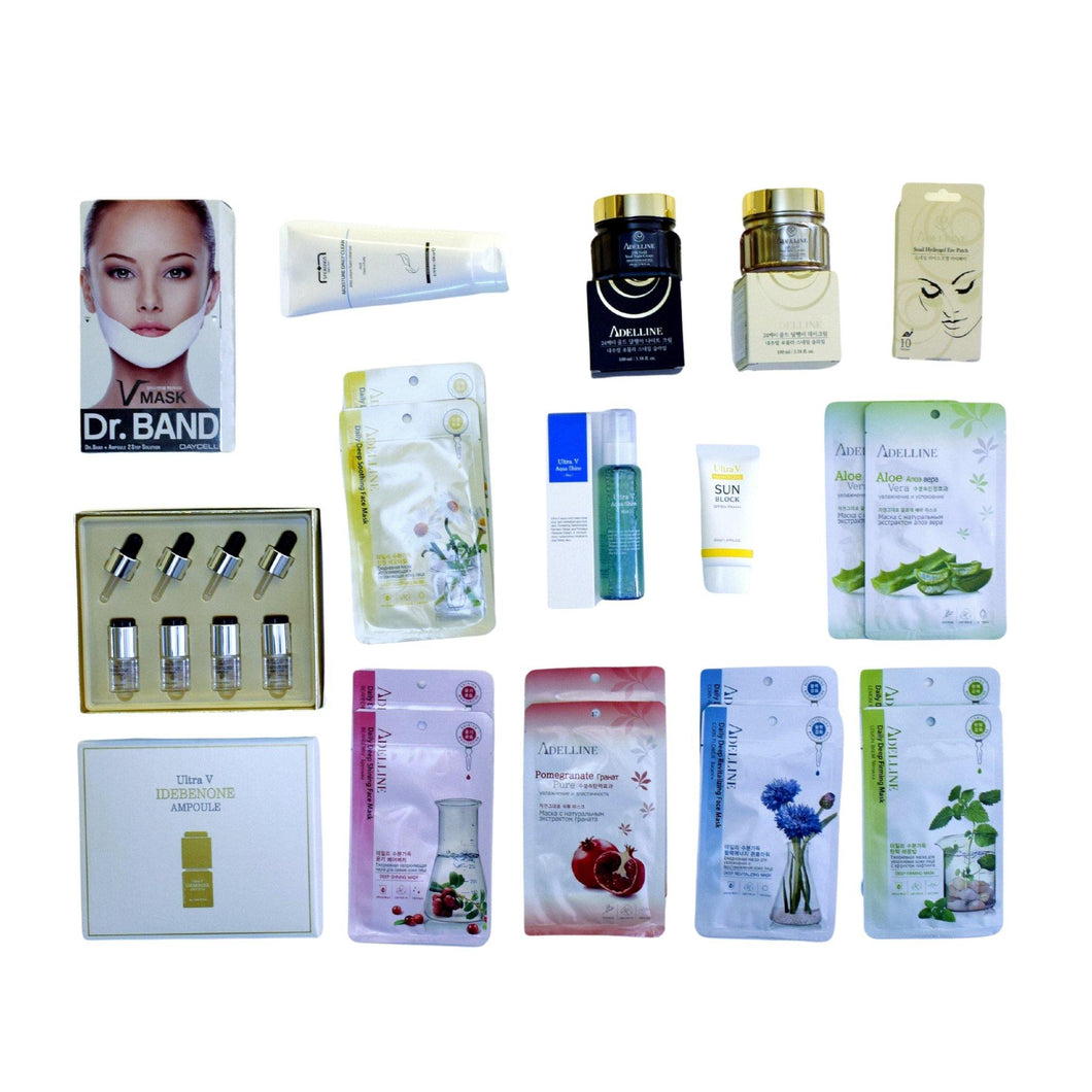 '- Full Day Korean Beauty Package - MyAdelline