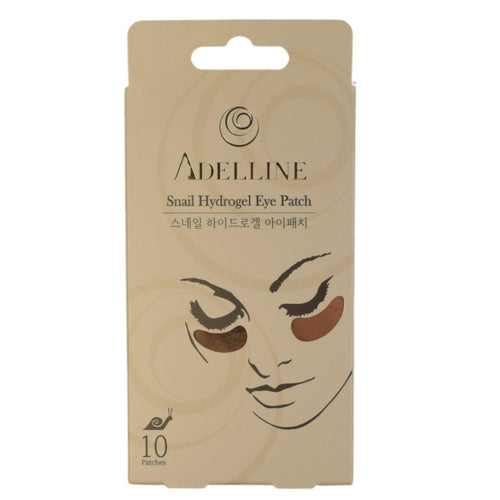 Mask - Gold Snail Eye Patch [1g x 5 pairs] - MyAdelline