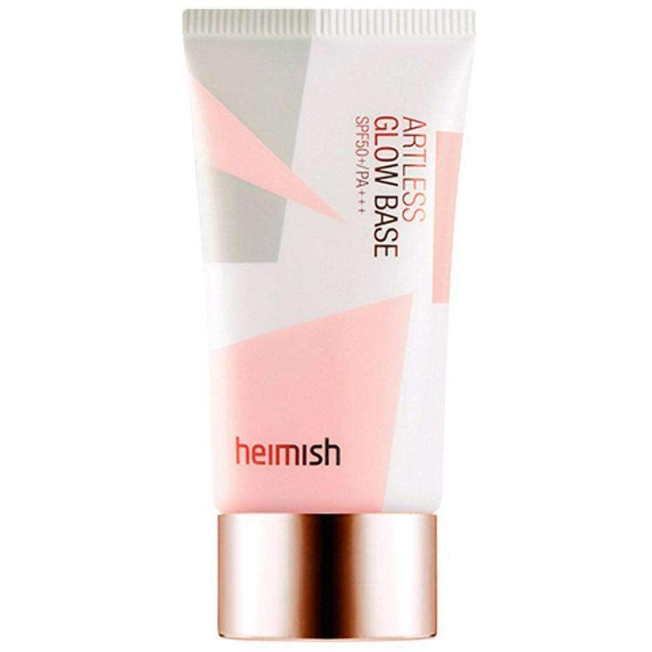 Makeup - [Heimish] Artless Glow Base SPF50+ PA+++ - Основа под макияж 40 мл - Adelline Beauty