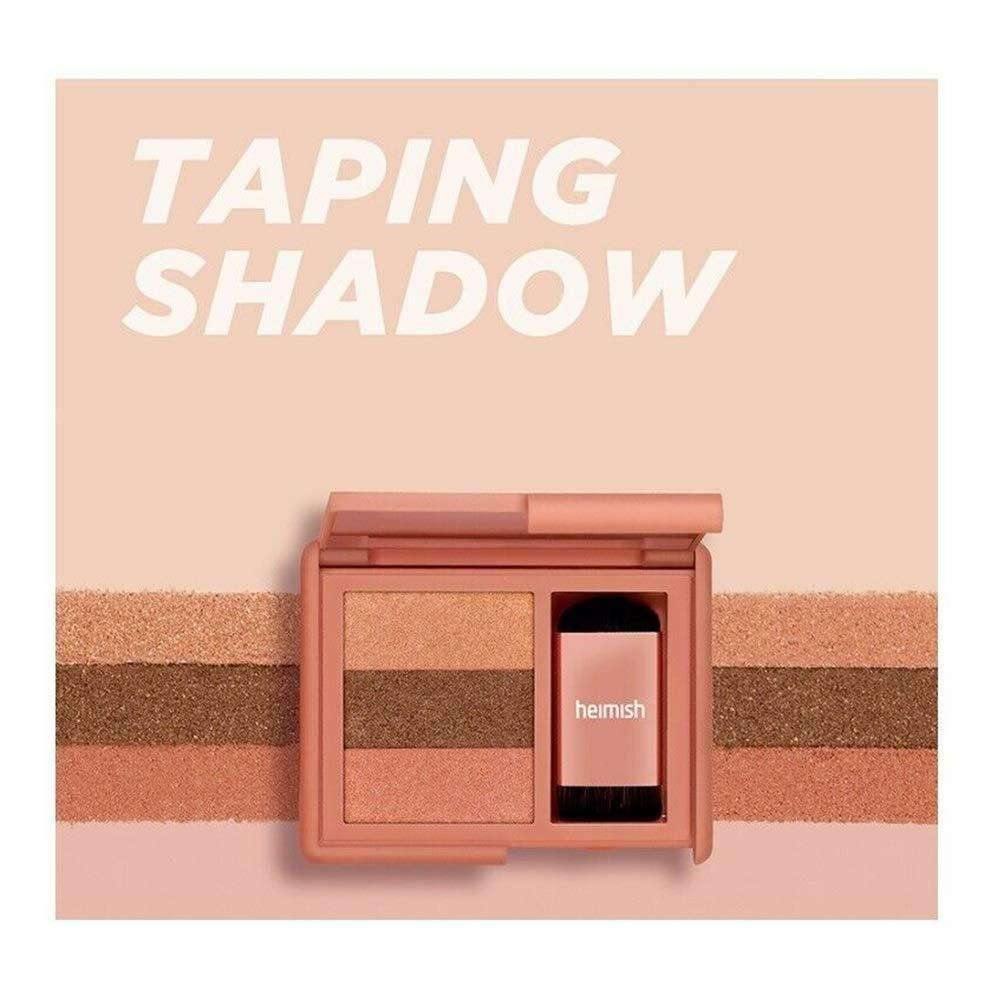 Makeup - [Heimish] Taping Shadow Sand Beige - Тени для век ( песочно-бежевый ) - Adelline Beauty
