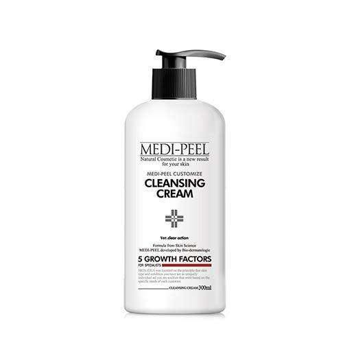 Cleanser - [Medi-Peel] Clear Action Cleansing Cream [300ml] - Очищающий крем [300ml] - Adelline Beauty