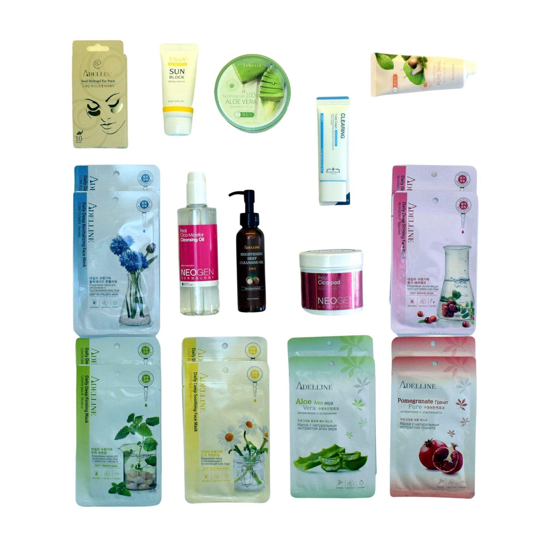- Oily Skin Bundle - MyAdelline