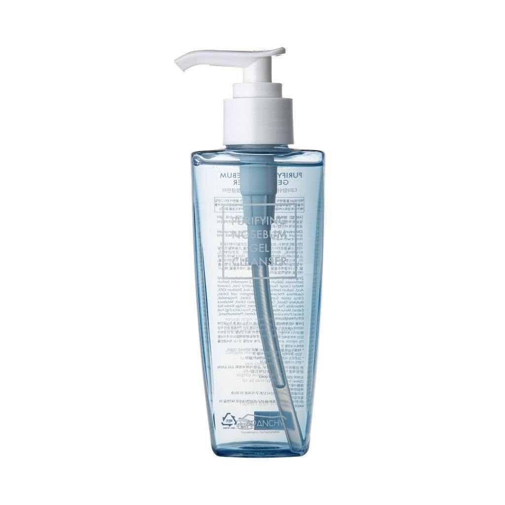 Cleanser - Purifying No Sebum Gel Cleanser (150ml) - MyAdelline