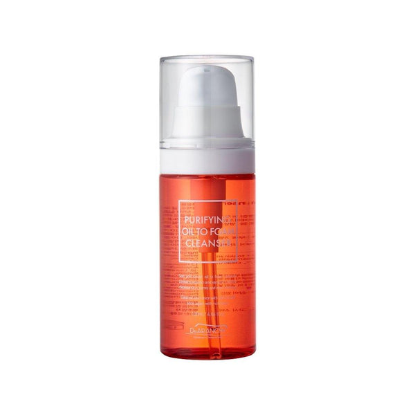 Cleanser - Purifying Oil to Foam Cleanser (120ml) - MyAdelline